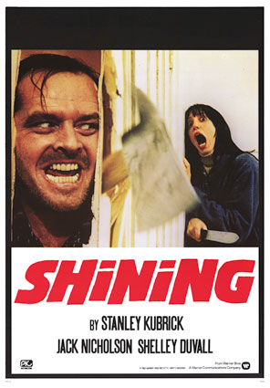 Stanely Kubrick's The shining